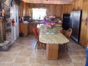 Assisted living kitchen in Rio Rancho, NM