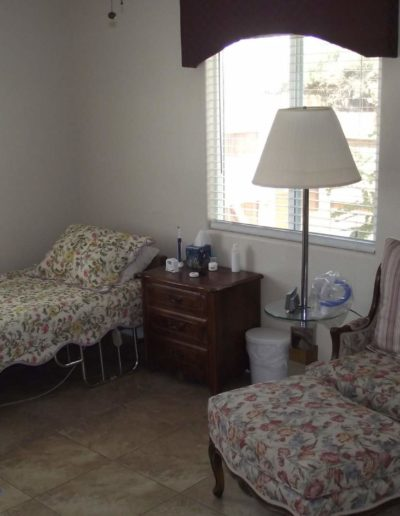 Residents love having an actual bedroom in a home