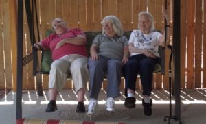 Casa de Paz assisted living residents in Rio Rancho, NM
