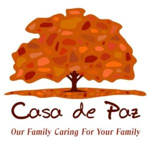 Casa de Paz senior assisted living homes logo