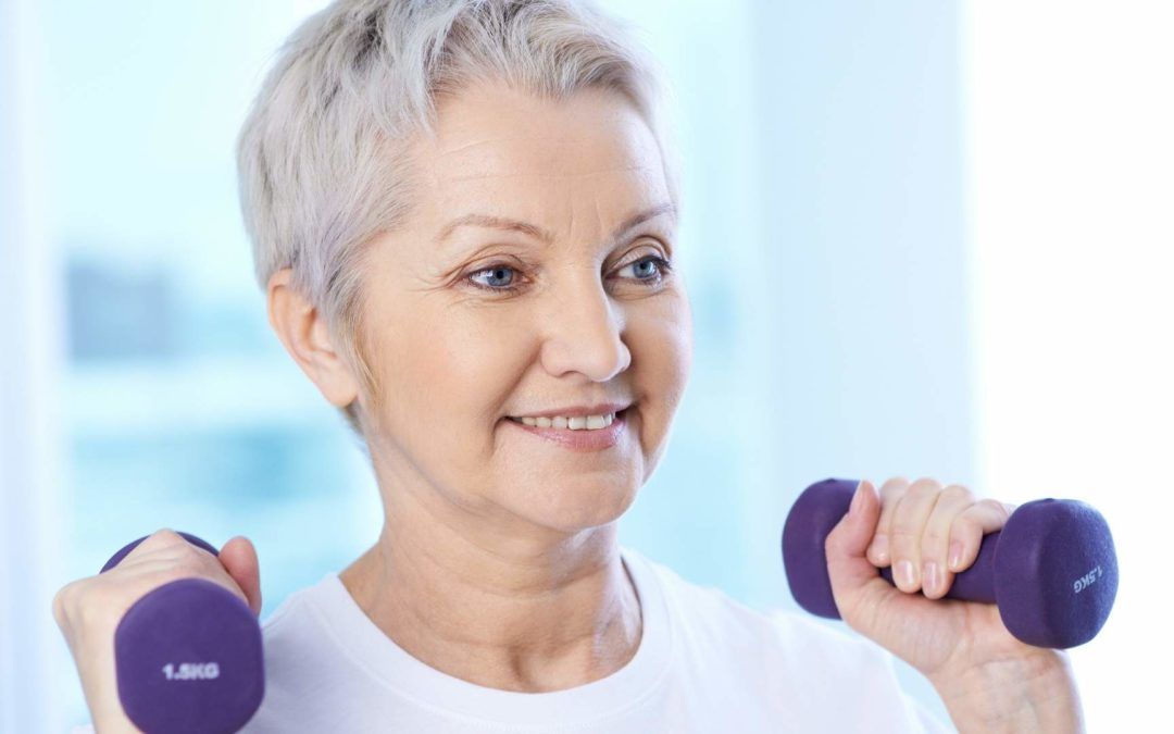 Staying Fit For Seniors